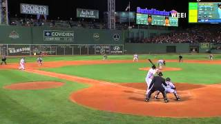 ShaneVictorino Shane Victorino Grand Slam RedSox Red Sox
