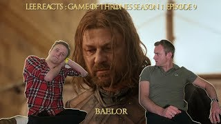 "Lee Reacts: Game of Thrones 1x09 ""Baelor"" Reaction"