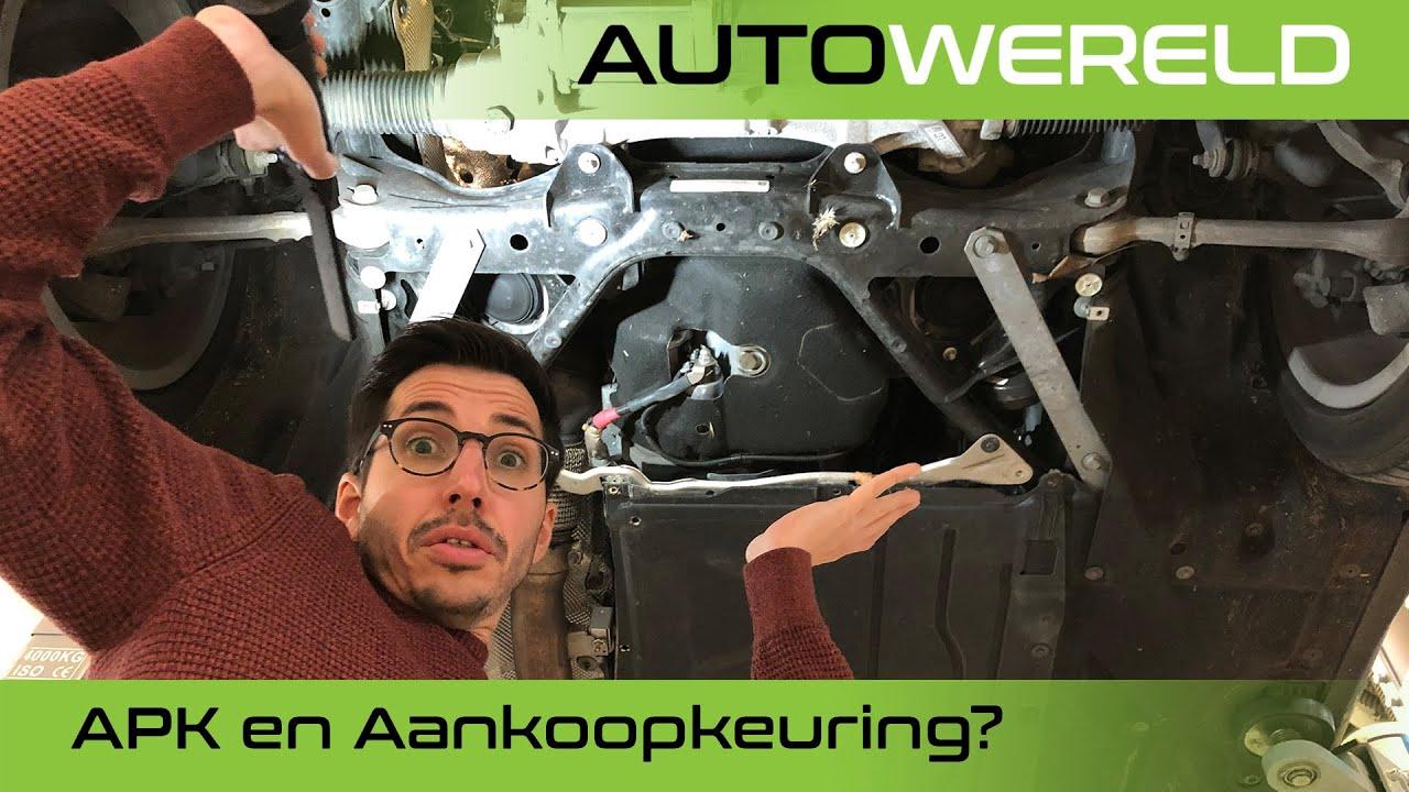 Wat zegt een APK en een aankoopkeuring? | Vakgarage Wegwijzer