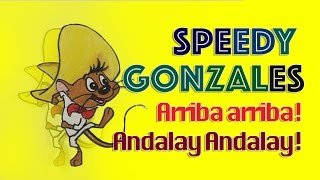 Speedy Gonzales Arribaarriba andalay andalay (Stop motion video)