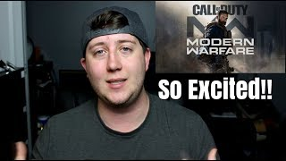 Reaction to COD: Modern Warfare Trailer