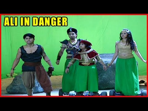 Aladdin-Naam Toh Suna Hoga: Ali's & Ginnie-E-Anghutti Life In Danger,  Meeting New Friends
