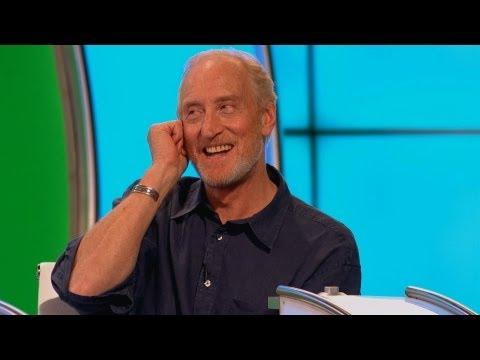 Co dělá Charles Dance, když nechce s volajícím mluvit? - Would I Lie to You?