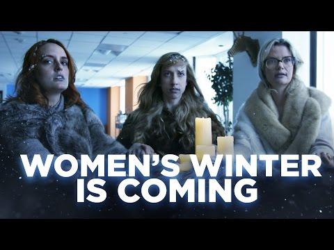 Proč je léto pro ženy zimou