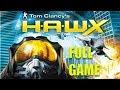 Tom Clancy Hawx Full Walkthrough Gameplay No Commentary