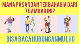 Mana Pasangan Terbahagia Dari 7 Gambar Ini Bisa Baca Hubunganmu Lho - Tes Kepribadian Psikotes