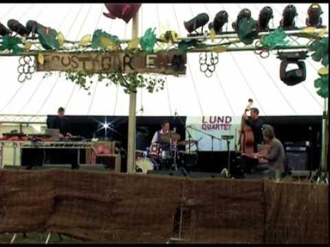 Lund Quartet at Shambala 09