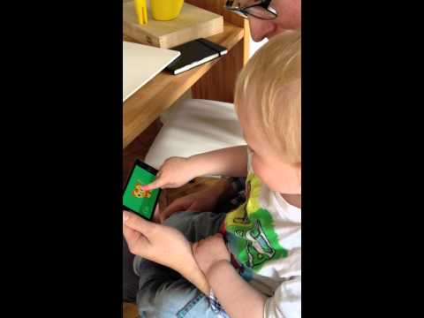 Video of Magic Baby Books Farm Animals