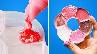 18 GENIOUS MAKEUP HACKS TO SAVE YOU MONEY AND TIME