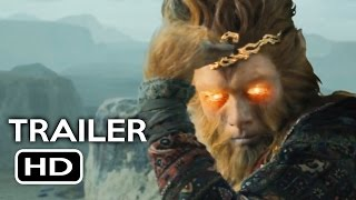 The Monkey King 2 Official Trailer #1 (2017) Action Fantasy Movie HD
