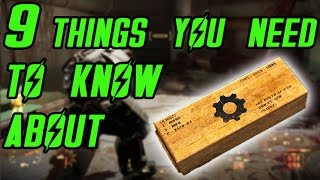 Fallout 4 Crafting Mods - 9 things you need to know!