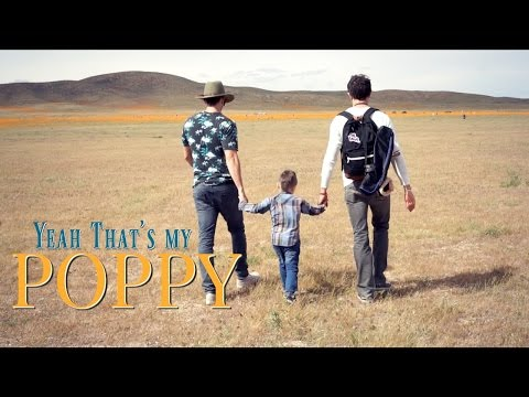 Poppies And Pappies | MATT AND BLUE
