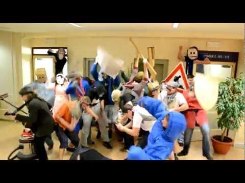 Harlem Shake - Purkyňovy koleje Brno