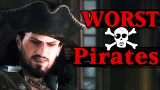 WORST PIRATE EVER - Raven's Cry Gameplay