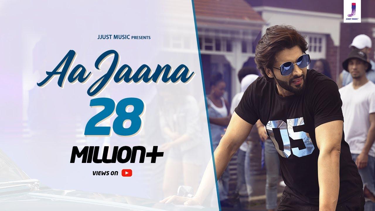 Aa Jaana Song Lyrics in Hindi | Darshan Raval, Prakriti | DJ Chetas