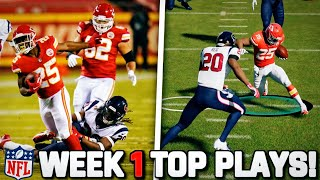 RECREATING THE TOP 5 PLAYS FROM NFL WEEK 1!! Madden 21 Challenge