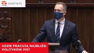 Gorąco w sejmie: Gdzie pracują najbliżsi polityków PiS? Tomczyk wymienia grzechy Sasina