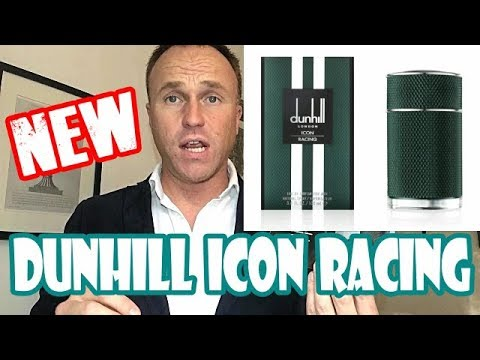 Fragrance Review  – New Release – Dunhill Icon Racing 1st Impressions