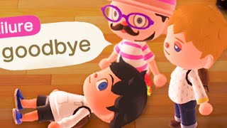 Animal Crossing but friends