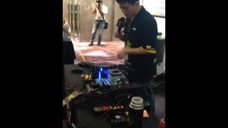 Alva Jonathan - chuyên gia Indonesia thực hiện overclock CPU Intel trên bo mạch chủ MSI - phần 2