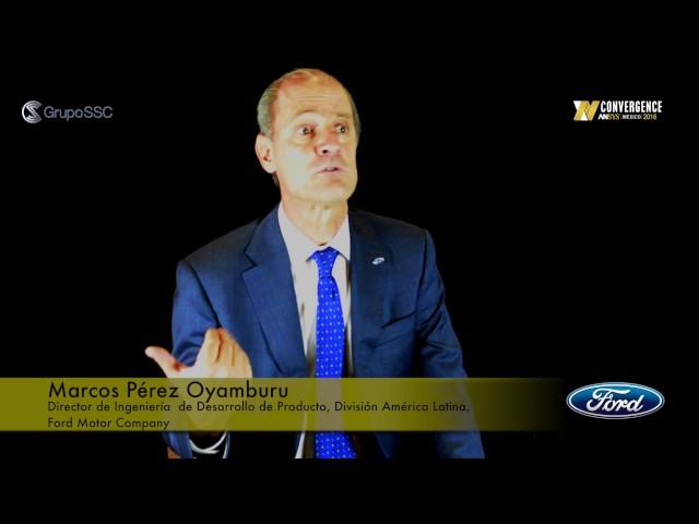 Innovación de Ford en la Industria Automotriz con Diseño y Simulación