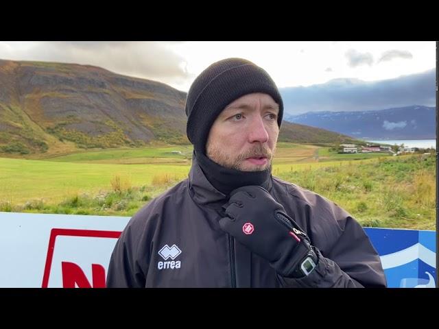 Sigurður Höskulds: Geggjuð þrjú stig