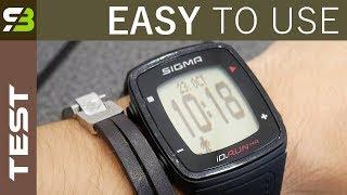 Sigma ID. RUN HR Sport Watch After 6 Months Of Testing.