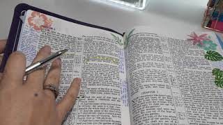 Write in Your Bible! Tips for beginners. How to mark that first mark🖊 #howto #markingupthebible