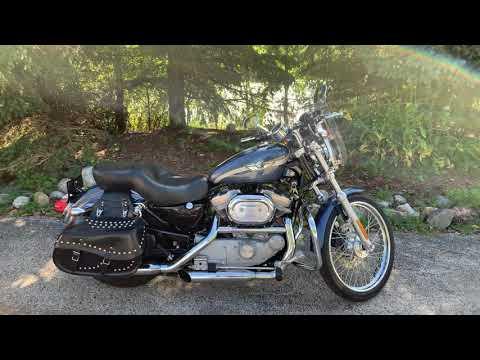 2003 Harley-Davidson XL 883C Sportster® Custom in Muskego, Wisconsin - Video 1