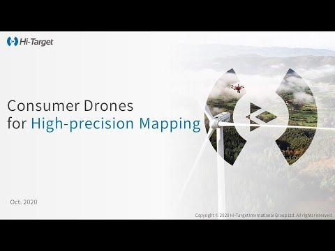 Consumer Drones for High-Precision Mapping — INTERGEO STAGES 2020