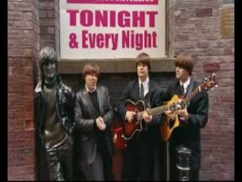 The Beatles - Two Beatles Video