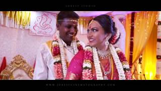 Uvarajan + Nerosha - Wedding Highlight by Jobest