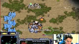 FPVOD Sea Vs Effort TvZ 26.03.2016 Starcraft Brood War