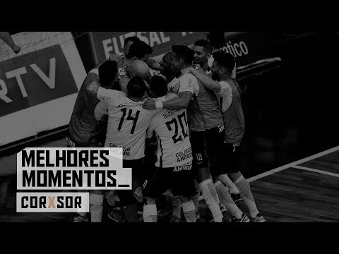 Melhores Momentos - Corinthians 3 x 2 Sorocaba - Liga Paulista de Futsal 2017