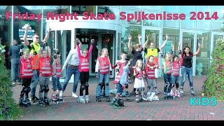 Friday Night Skate for Kids Spijkenisse 2014