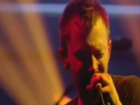 Radiohead - Dollars and Cents live at the BBC studios