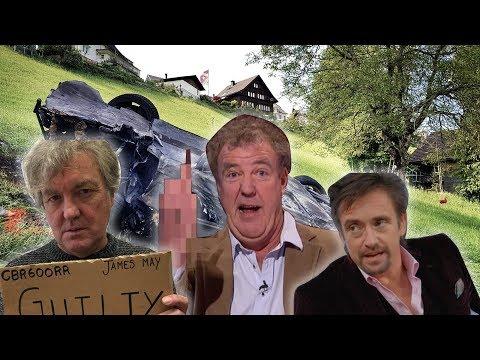 Richard Hammond survives, but the Grand Tour is Dead! Ep. 137