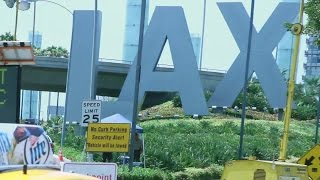 LAX airport parking coupon