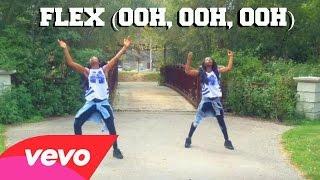 FLEX (Ooh, Ooh, Ooh) - Rich Homie Quan Dance Cover Twin Version Choreography By @MattSteffanina