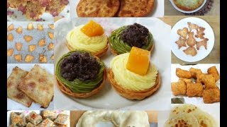 12 Ways to use Dumpling Wrappers 水餃皮12變