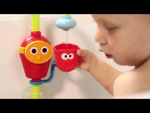 """YOOKIDOO Водная игрушка """"Волшебный кран"""""""