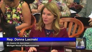 Rep. Donna Lasinski Supports U.N. Efforts to Eliminate Female Genital Mutilation Worldwide