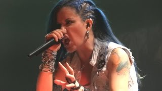 Arch Enemy - Live @ ГЛАВCLUB, Moscow 27.09.2014 (Full Show)