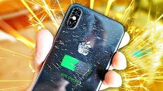 Крутой китайсий чехол на iPhone!
