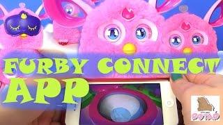 Видео для Детей. FURBY CONNECT Ферби Коннект. ПРИЛОЖЕНИЕ ДЛЯ ФЕРБИ! Ферби на Русском. Ферби Конект