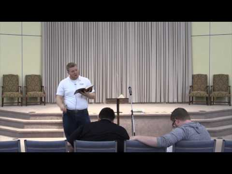 Justin Guin - Motivation in Ministry
