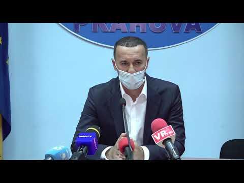 Conferinta de presa – Consiliul Judetean Prahova