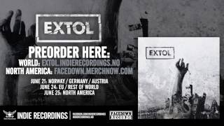 EXTOL S/T - ALBUM TEASER (OFFICIAL)
