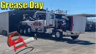Greasing The Rotator, Moving Trailers, & Mail Time | VLOG 005