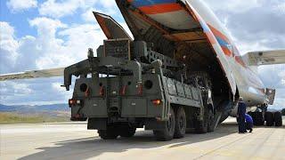 Turkey acquires Russian defence system despite US sanction threat